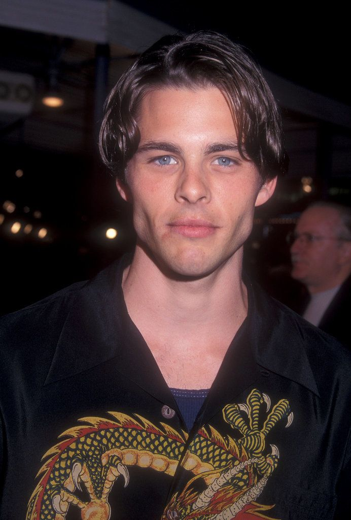 James Marsden - Hottest 90s Celebrities