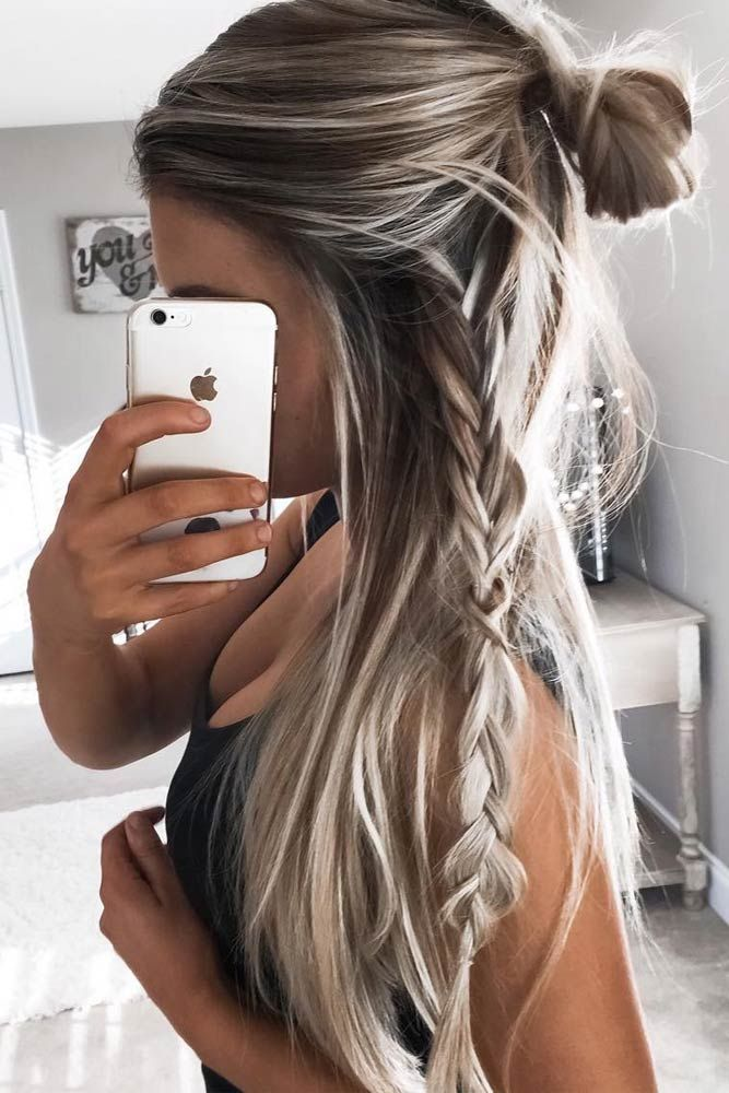 Ideas For Hairstyles Long Hair Hairstyles