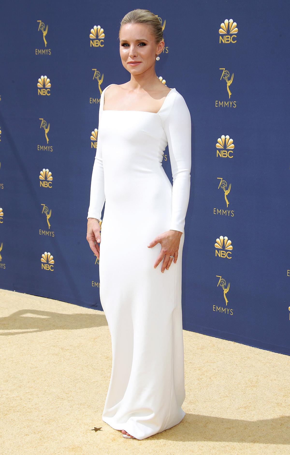 Kristin Bell Emmys 2018