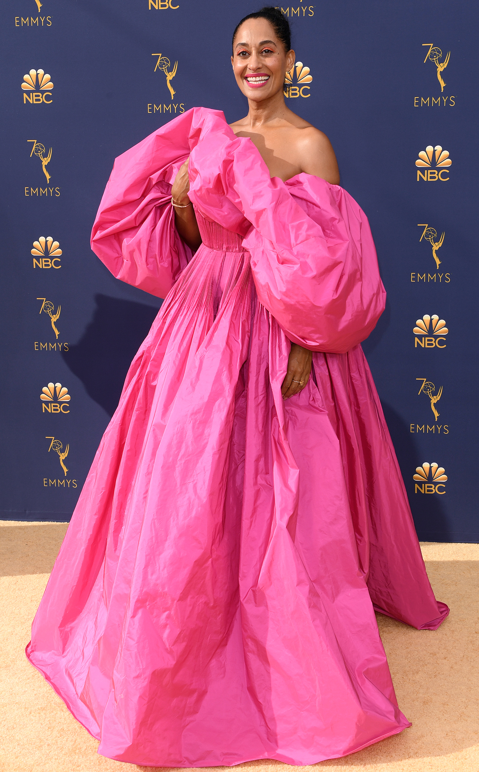 Tracee Emmys 2018