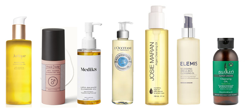 Good cleansing oils