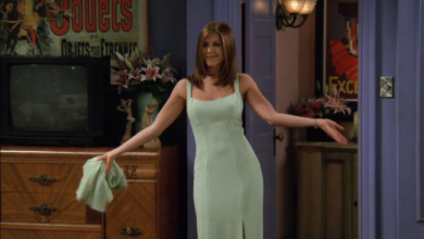 RACHEL GREEN FASHION