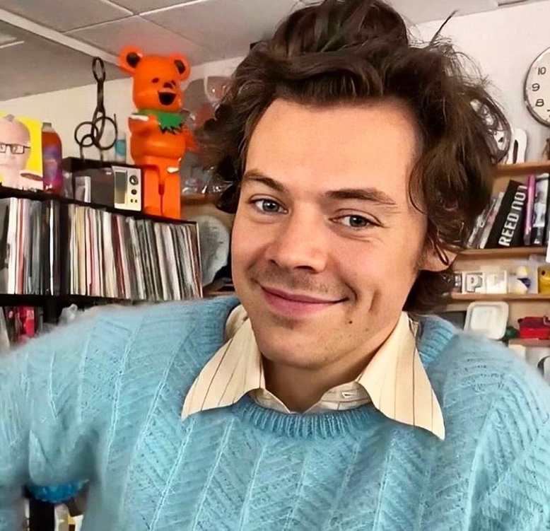 This Vid Of Harry Styles Is Exactly What We Needed Today